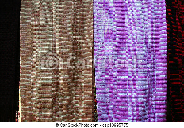 Fabric Texture - csp10995775