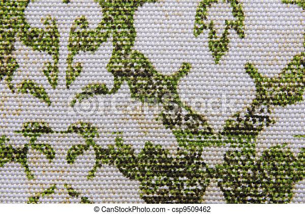fabric texture - csp9509462