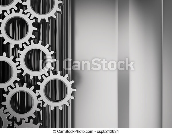 fabrication, fond - csp8242834