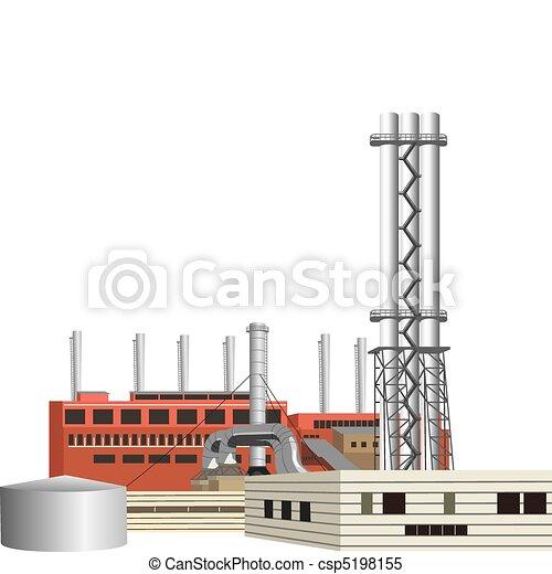 fabriek - csp5198155