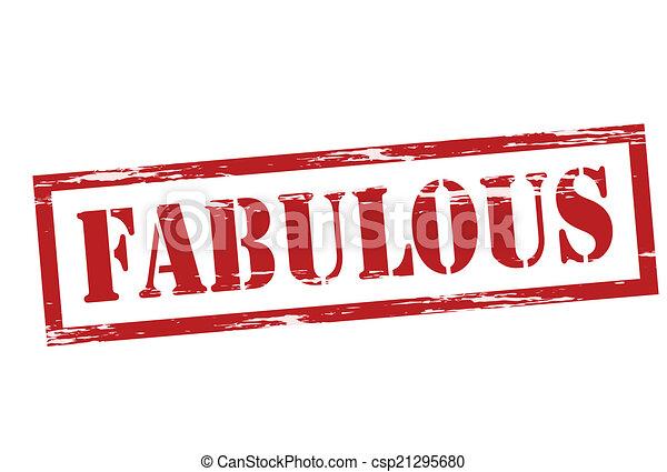 Fabulous - csp21295680