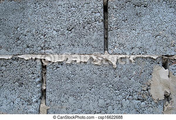 facade brick - csp16622688