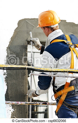 facade stopping and surfacer works - csp6632066