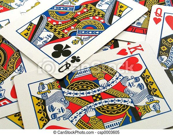 Face cards - csp0003605