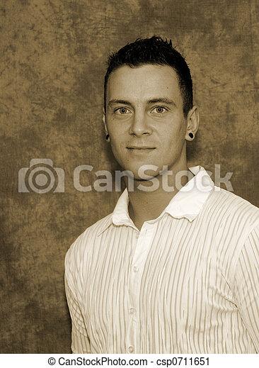 face man - csp0711651