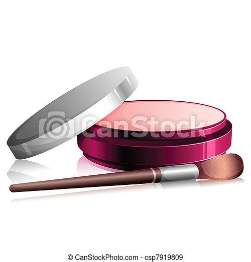 Face Powder - csp7919809
