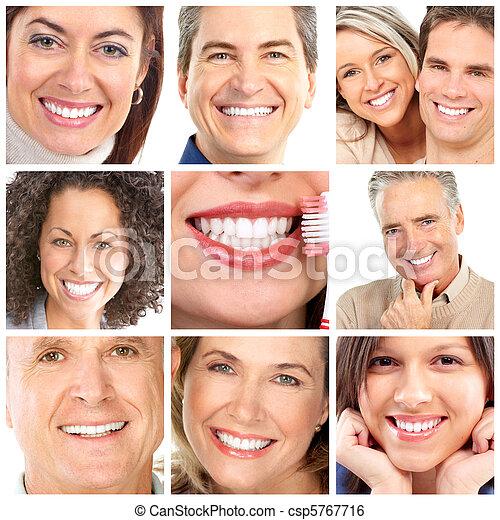 Faces - csp5767716