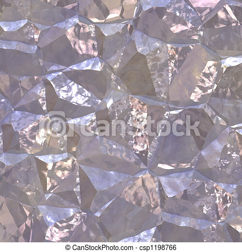 Faceted ore deposits - csp1198766