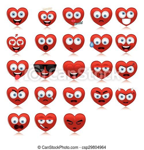 Facial Expressions - csp29804964