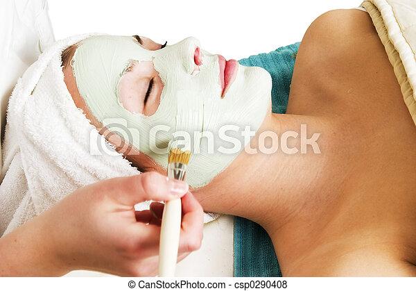 Facial Mask - csp0290408