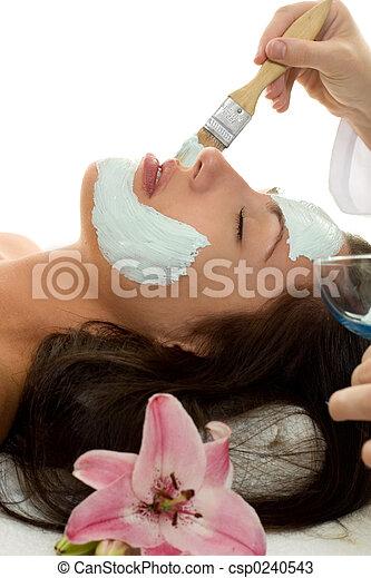 Facial Treatment - csp0240543