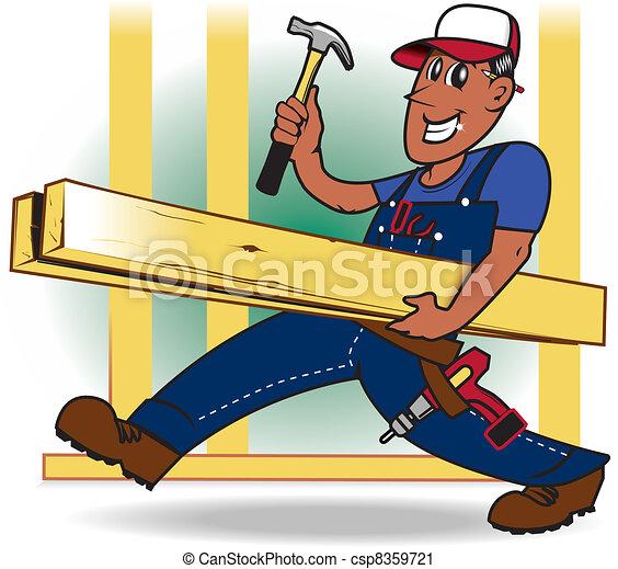 Handyman - csp8359721