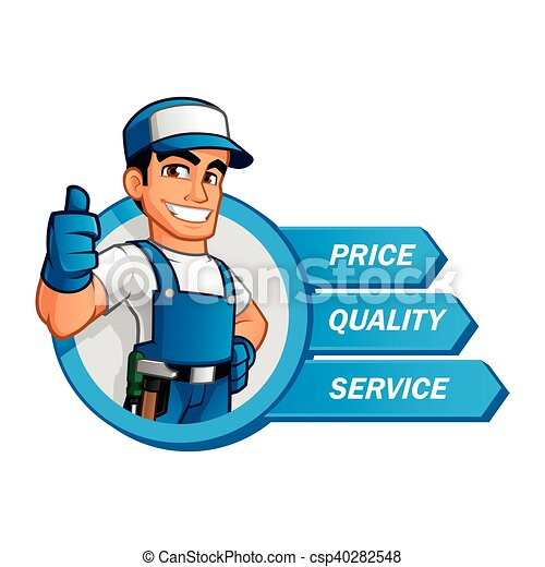 Handyman - csp40282548