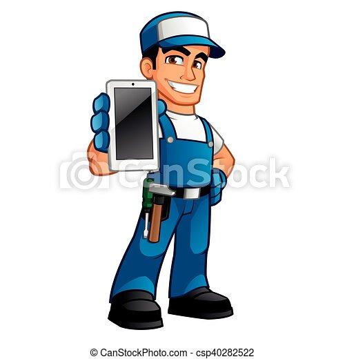 Handyman - csp40282522