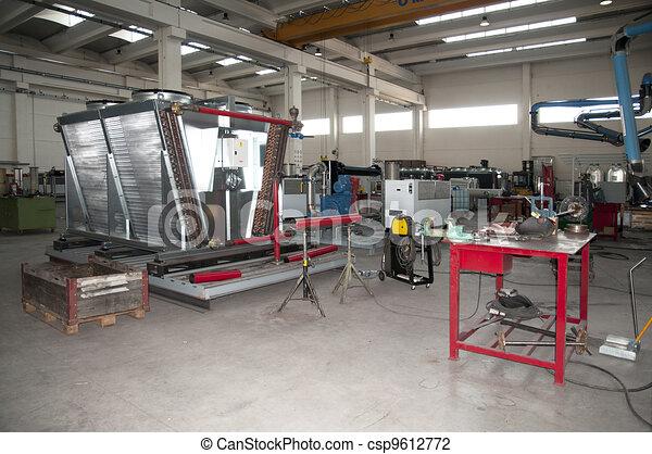 Factory: biogas energetic valorization - csp9612772