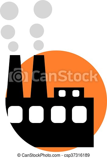 creative design of factory symbol vector search clip art rh canstockphoto com factory clipart white factory clipart white