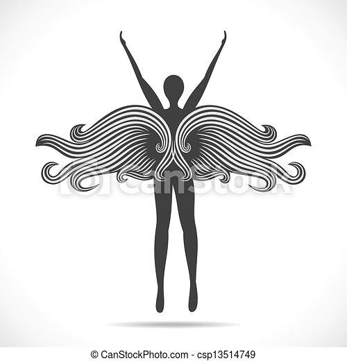 fairy girl - csp13514749