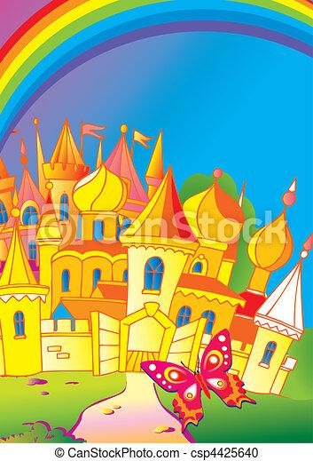 fairy-tale. - csp4425640