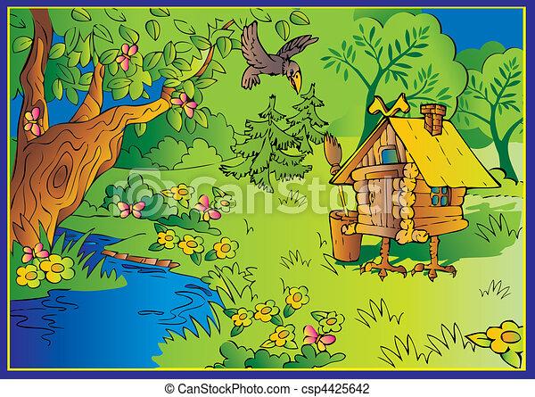 fairy-tale. - csp4425642