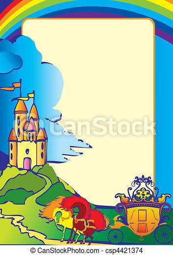 fairy-tale. - csp4421374