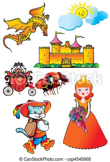 fairy-tale. - csp4545668