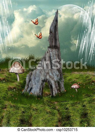 Fairytale House - csp10253715