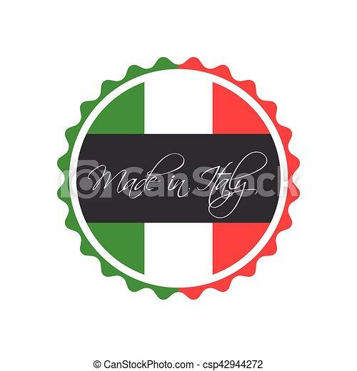 Souvent Clipart Vecteur de olives, italie, illustration., icône, pays  WX53