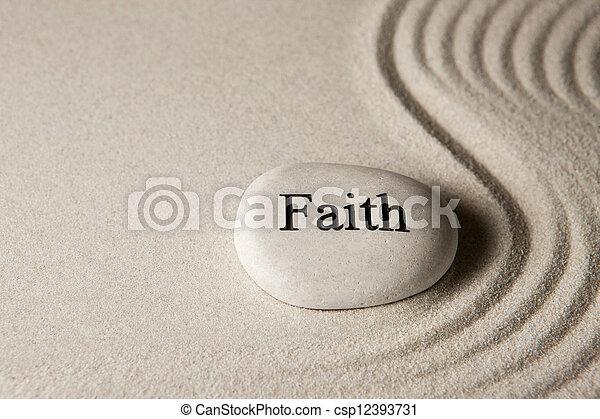 Faith - csp12393731