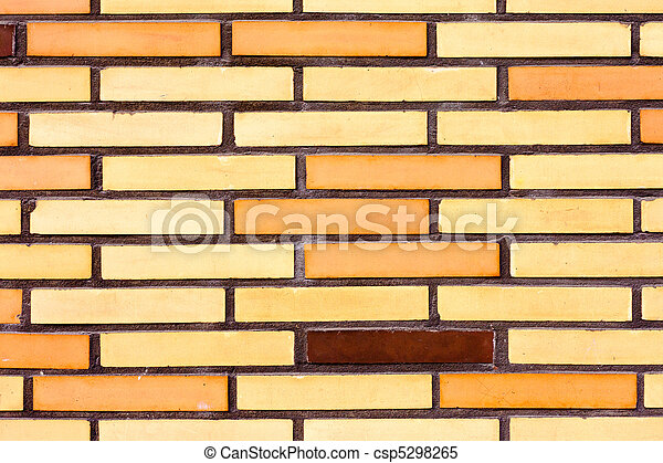 Fake colorful brick wall siding. Background texture pattern... stock ...