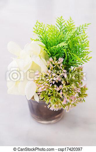 Fake flower - csp17420397