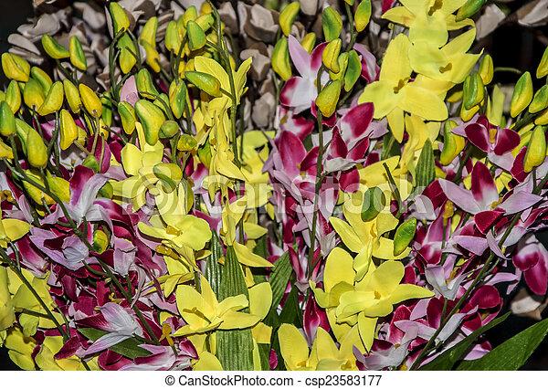 Fake yellow flowers on sale mightylinksfo