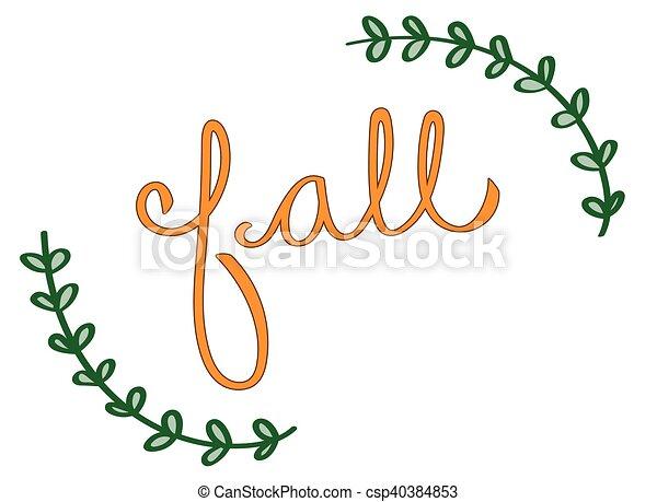 Fall - csp40384853