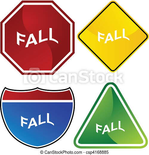 Fall - csp4168885