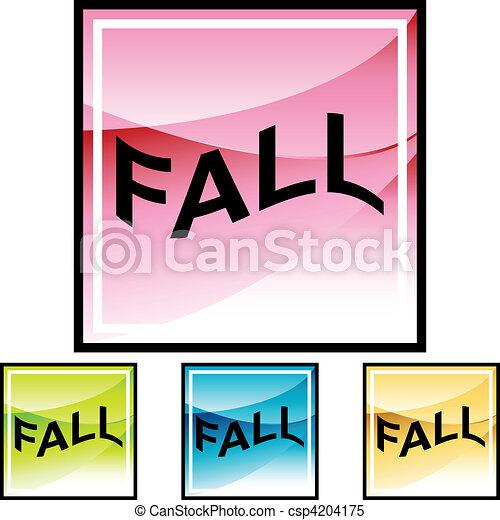 Fall - csp4204175