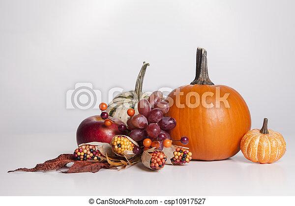 Fall Display - csp10917527