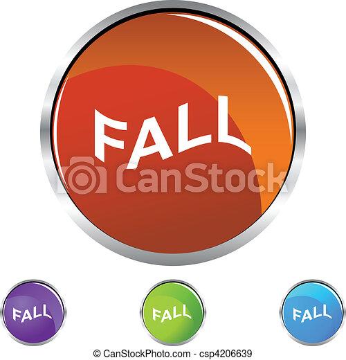 Fall - csp4206639