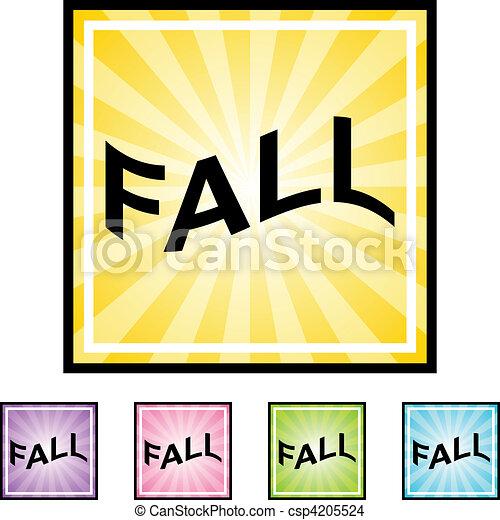 Fall - csp4205524