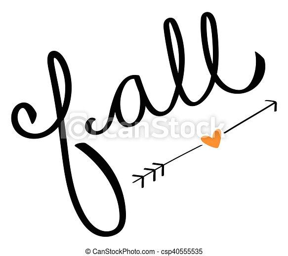 Fall - csp40555535
