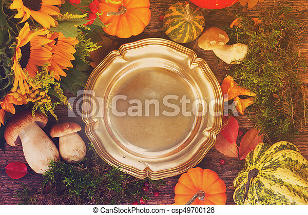 Fall frame with plate - csp49700128