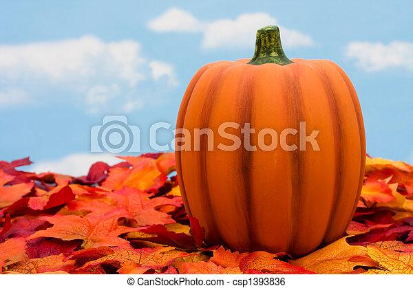 Fall Harvest - csp1393836