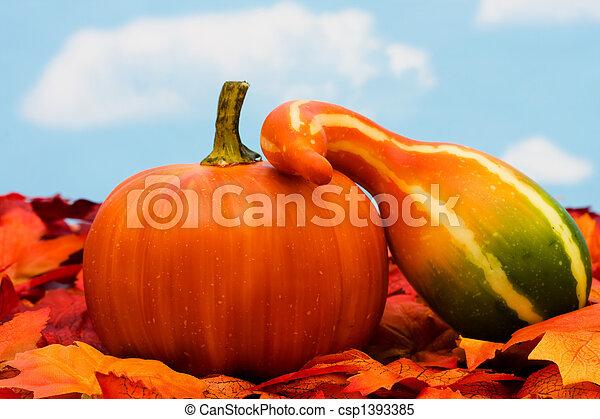 Fall Harvest - csp1393385