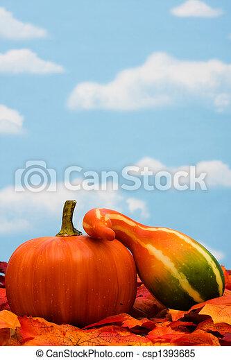 Fall Harvest - csp1393685