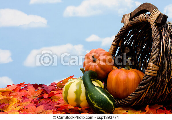 Fall Harvest - csp1393774