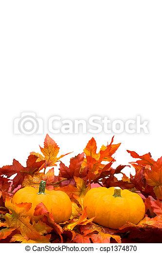 Fall Harvest - csp1374870