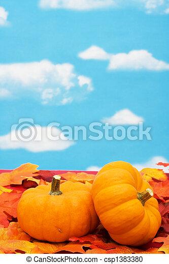 Fall Harvest - csp1383380