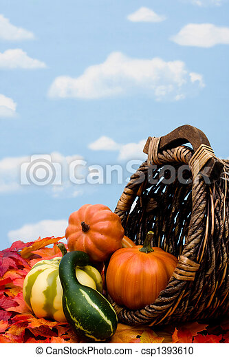Fall Harvest - csp1393610