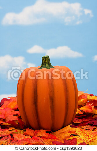 Fall Harvest - csp1393620
