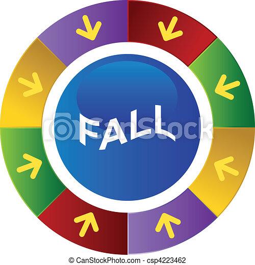 Fall - csp4223462