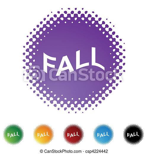 Fall - csp4224442