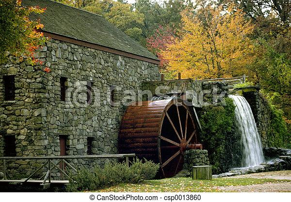 Fall Mill - csp0013860
